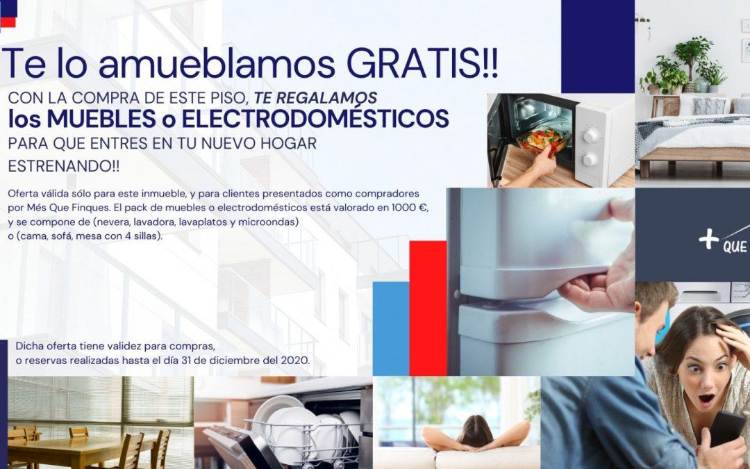 Te #REGALAMOS los MUEBLES? o ELECTRODOMÉSTICOS